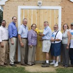 Carlson Ribbon Cutting Group